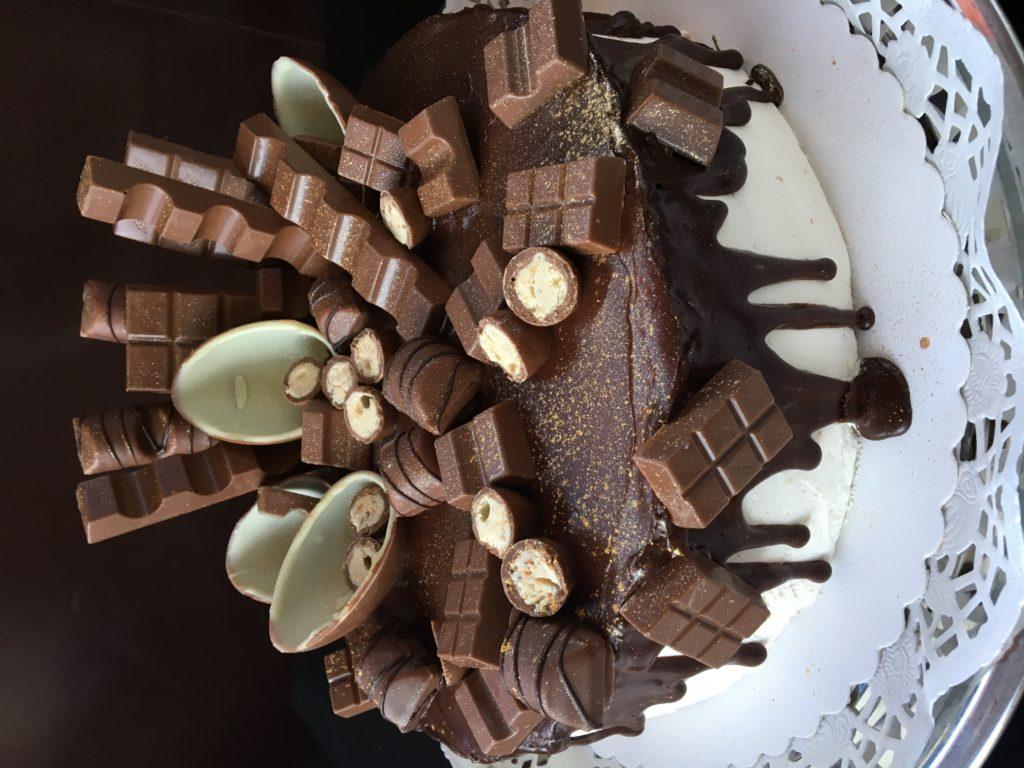 Ferrero Kinder Torte