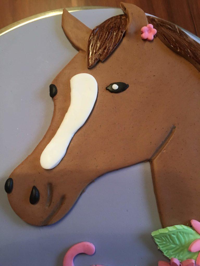 Pferde Torte