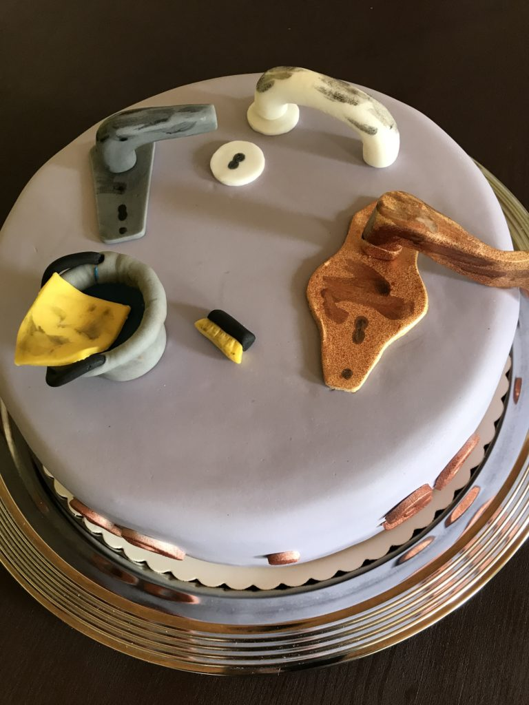 Klinken Putz Torte