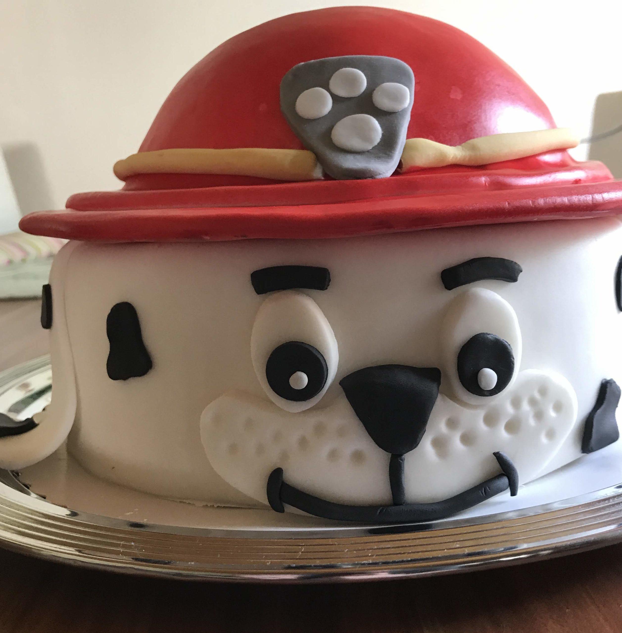 Marshall Torte