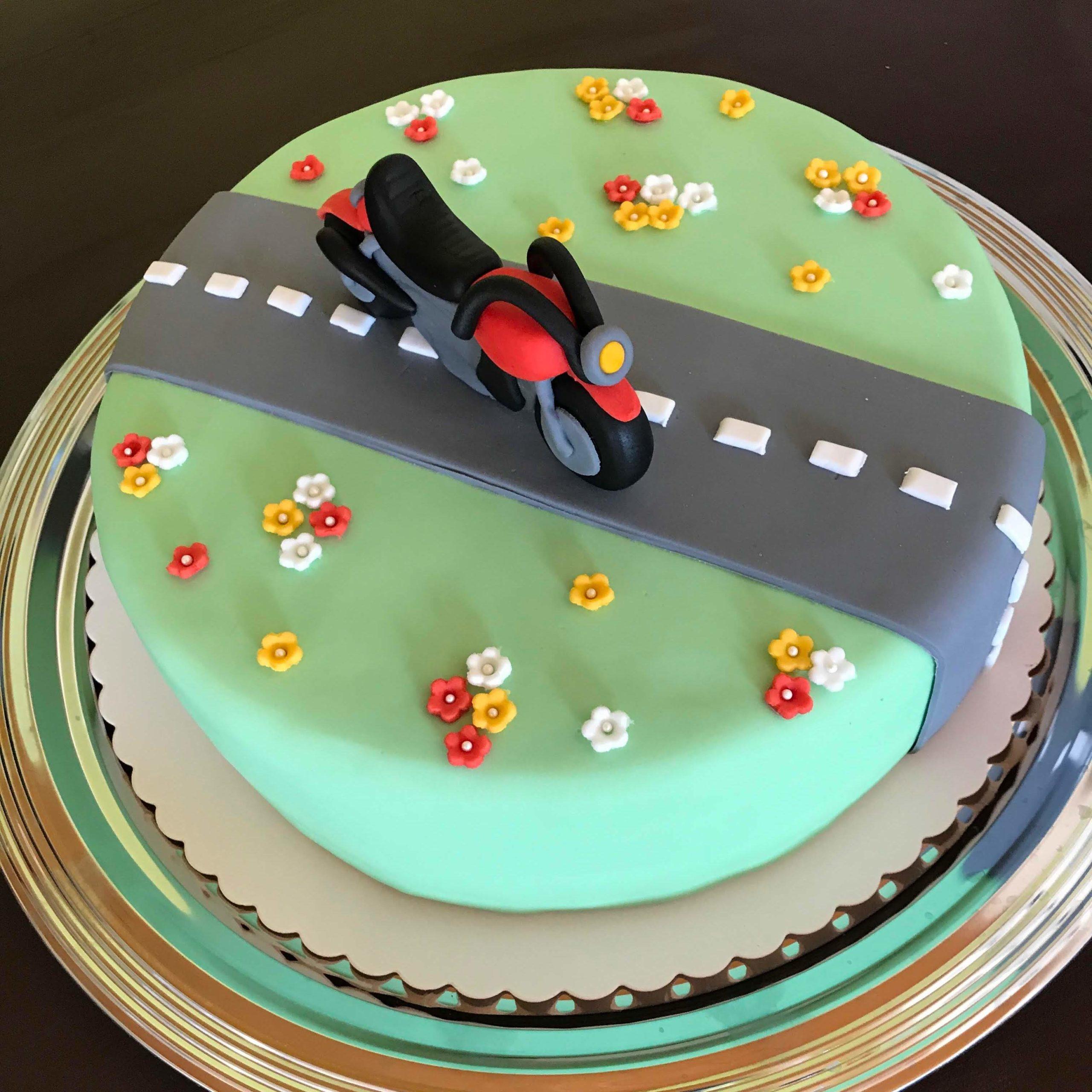 Biker Torte