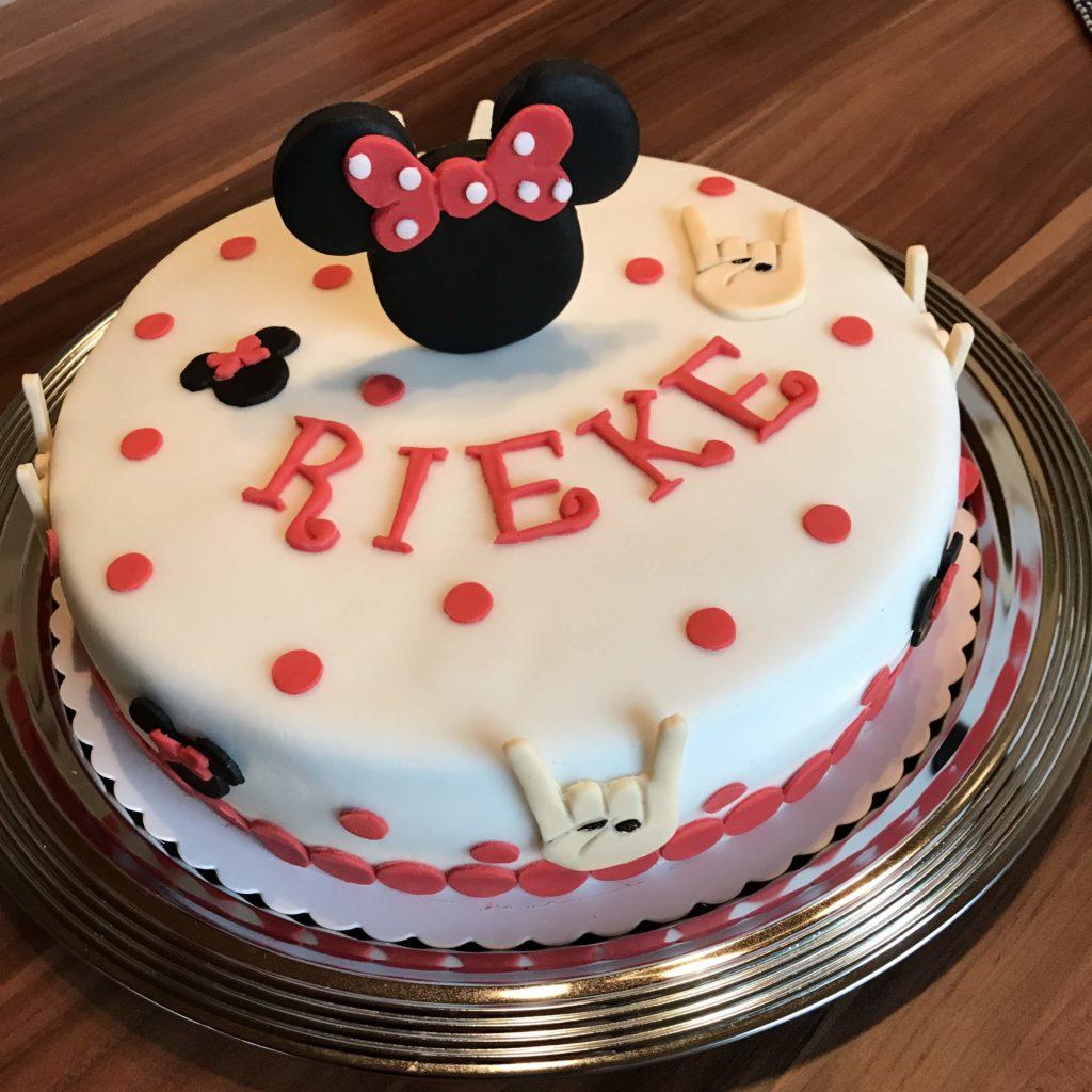 Minnie Mouse Torte
