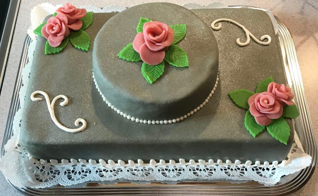 Torte 2 stockig
