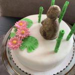 Buddha Torte
