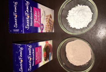 Erfahrungen sweet Family Kakao Puderzucker