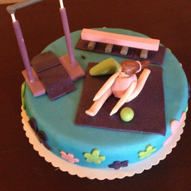 Gymnastik Torte