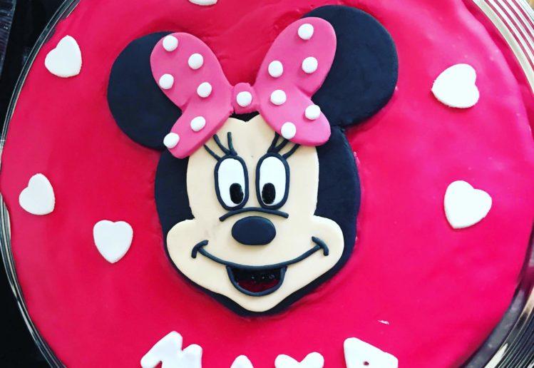 Mini Mouse Torte