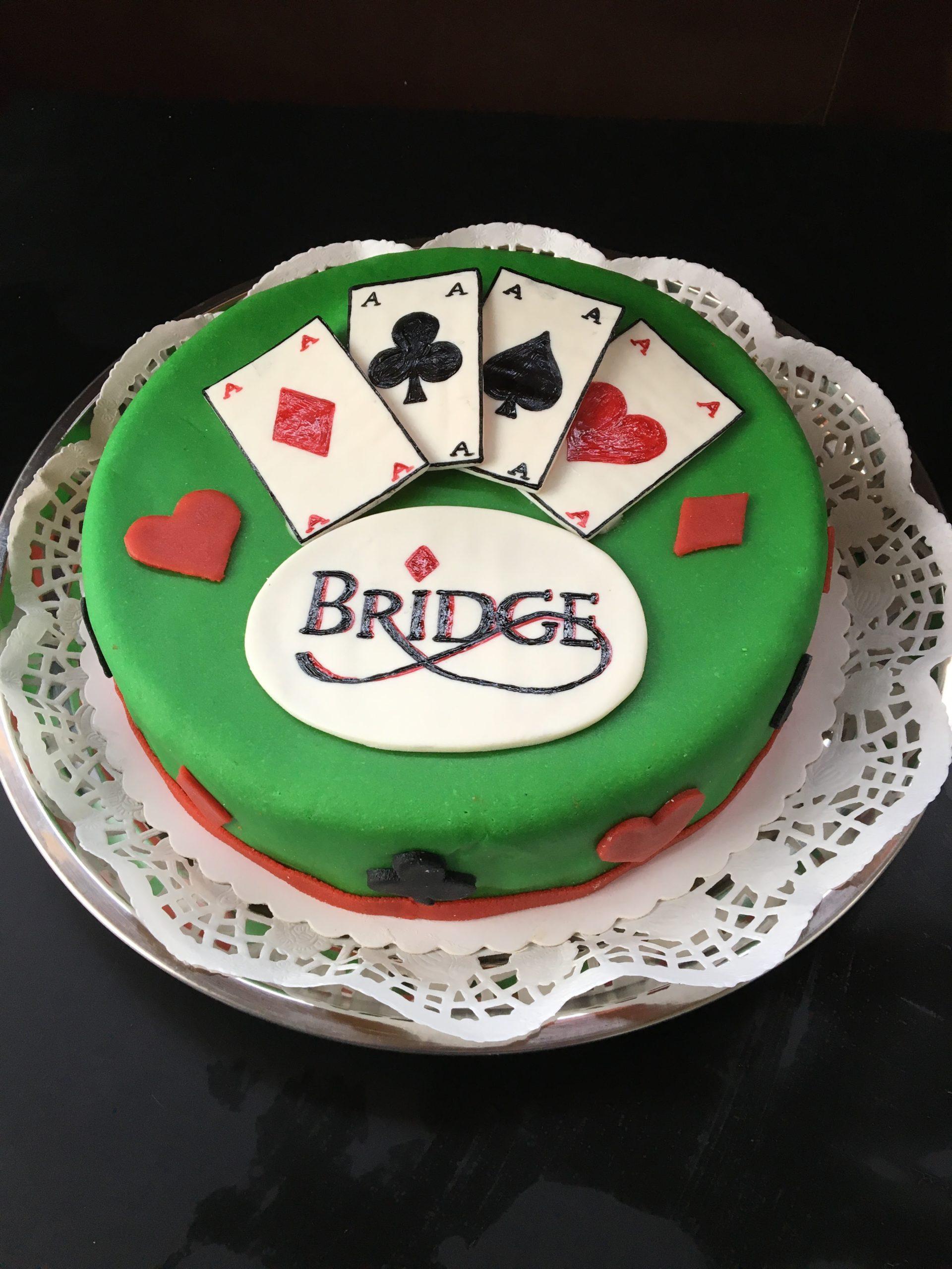 Bridge Torte