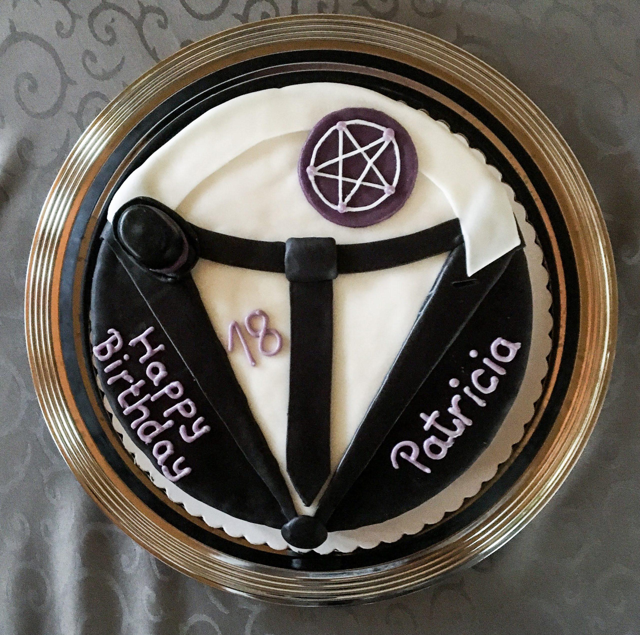 Black Butler Torte