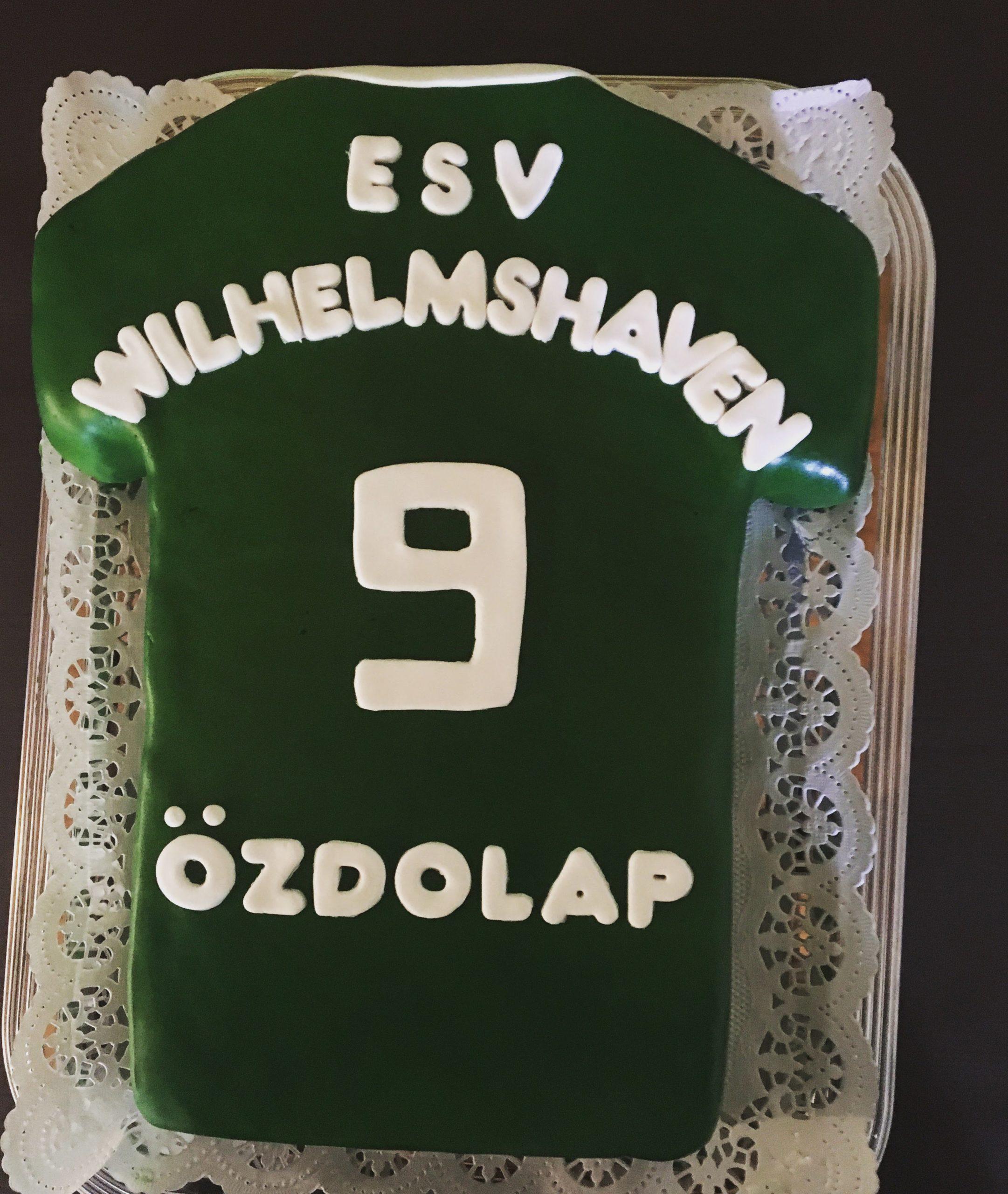 ESV Trikot Torte