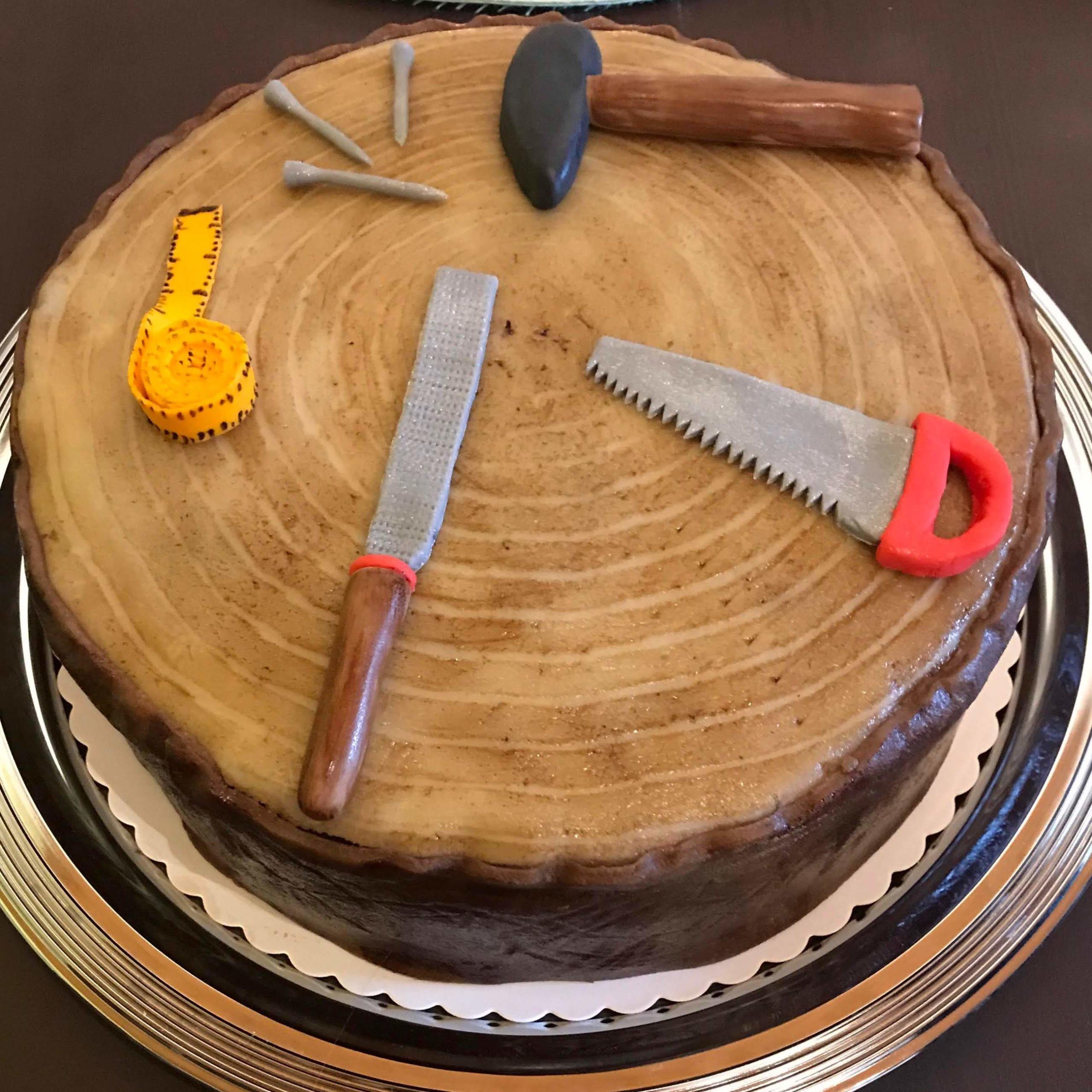 Tischler Torte