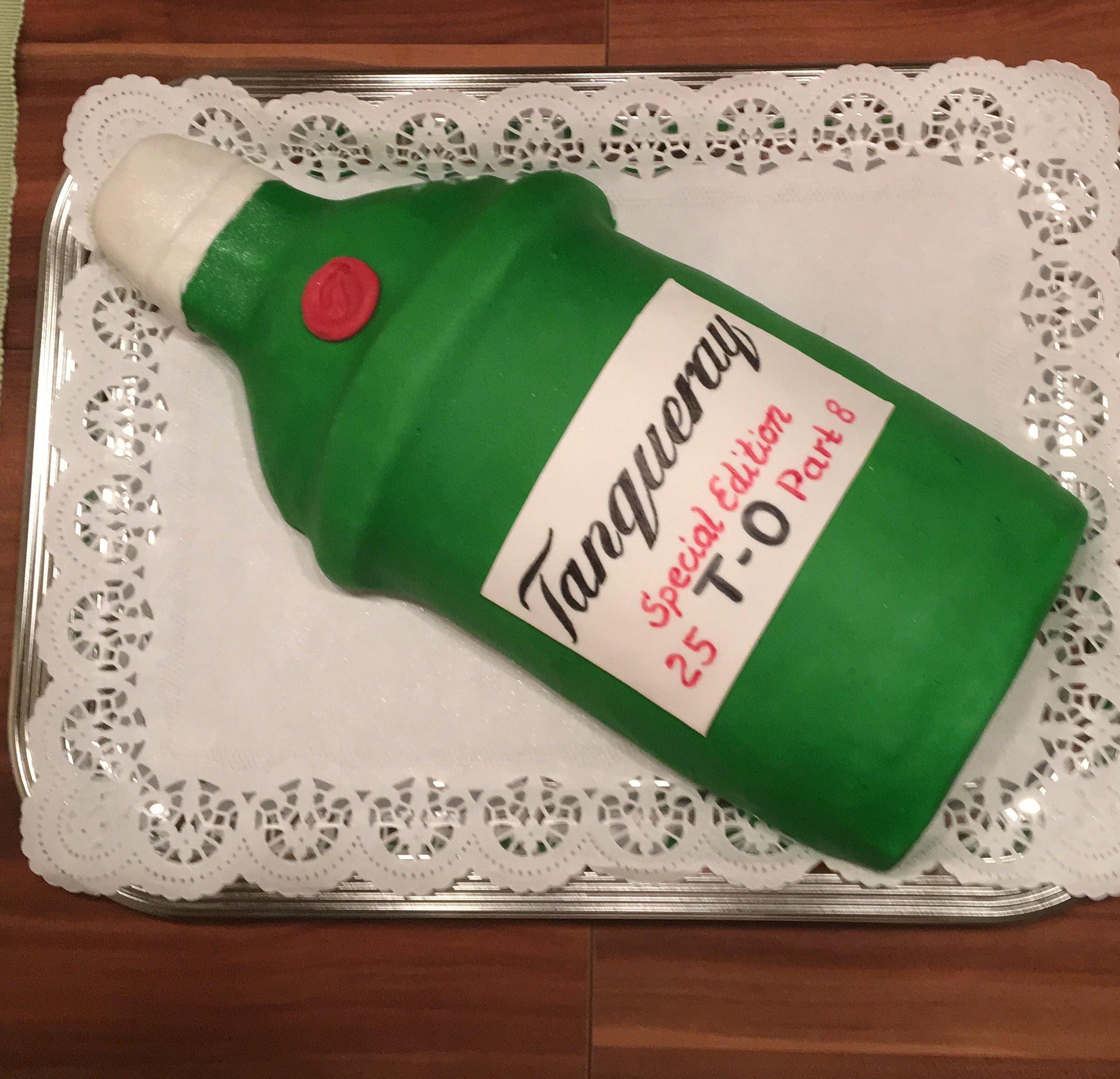 Gin Torte