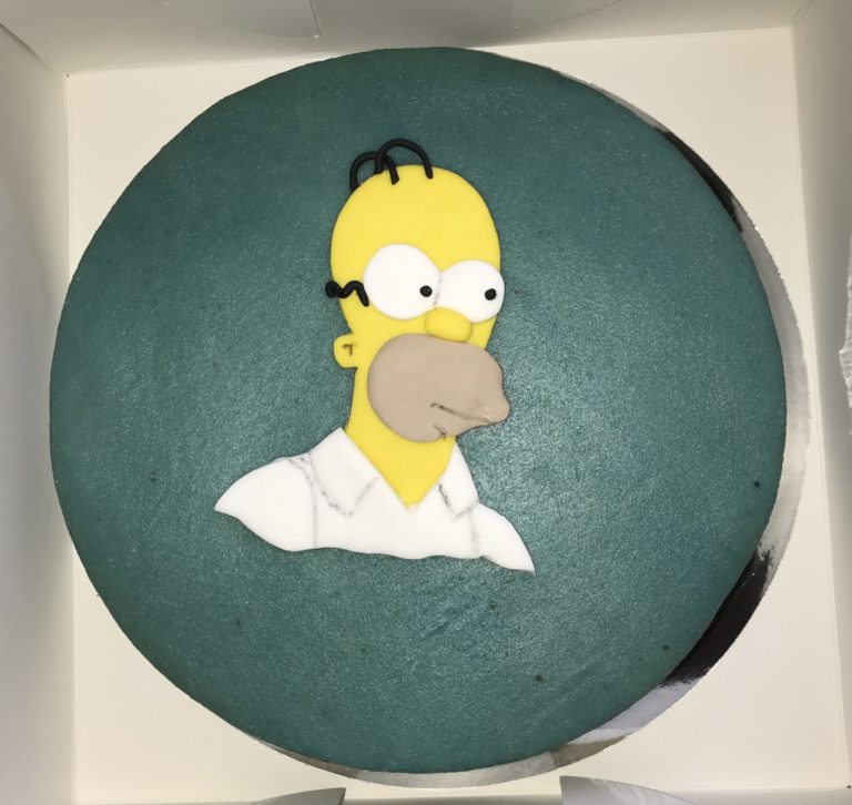 Homer Torte
