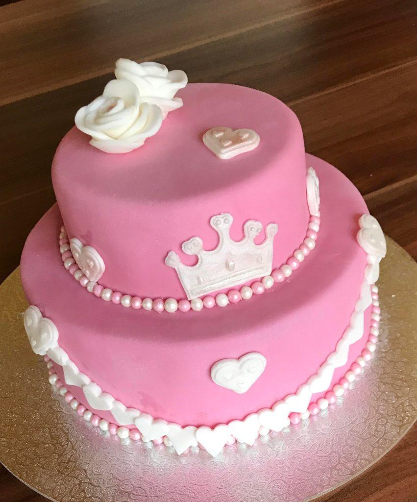 Prinzessinnen Torte