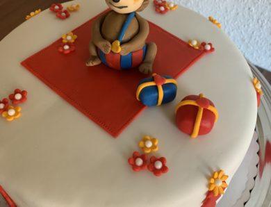 Bobo der Siebenschläfer Torte